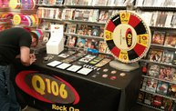 Q106 at Disc Traders - Battle Creek (8-2-14) 11