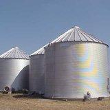 grain bin file photo