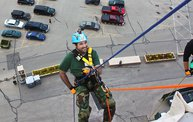 Nick Rappels Lambeau Field for Special Olympics: Cover Image