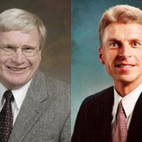 Glenn Grothman, left, and Joe Leibham (Photos from: Wisconsin State Senate)