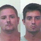 Shawn (L) and Derrick White (photos courtesy Van Buren Co. Sheriff's Dept.)