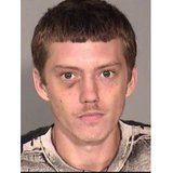 Maxwell Decker is a suspect in a two-county chase and vehicle theft case. (Photo from: Dodge County Jail).