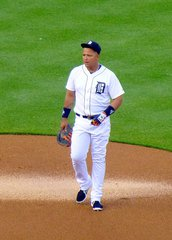 Miguel Cabrera on 8 June 2014. Photo by GabboT.