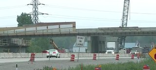 The Lineville Road interchange on U.S. Highway 41 in the Howard-Suamico area. (Photo from: FOX 11/YouTube).