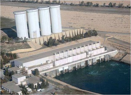 Mosul_Dam_hydro_power_plant