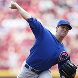 Chicago Cubs RHP Kyle Hendricks