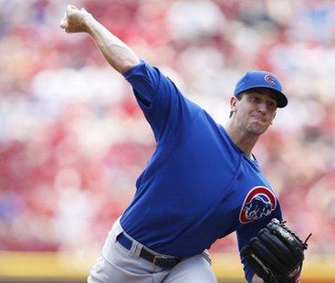 Chicago Cubs RHP Kyle Hendricks