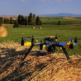 SDFB presents Drones in Farming demonstration tomorrow in Mitchell. (SDFB.0rg)