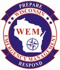Symbol for Wisconsin Emergency Management