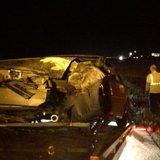 Crash near Casselton