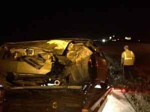 Crash near Casselton