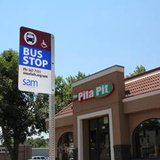 Sioux Area Metro (SAM) recently completed the installation of more than 400 bus stop signs. (Sioux Falls.org)