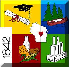 Portage County WI logo