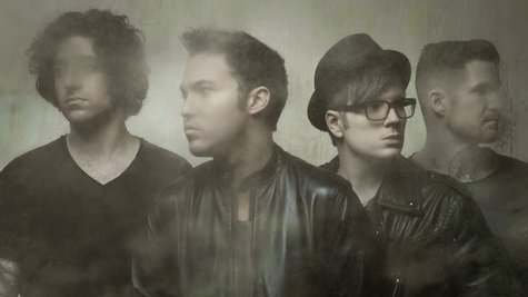 Image courtesy of Fall Out Boy; Pete Wentz, 2nd from left/Crush Management (via ABC News Radio)