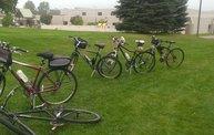 Bike for Honor Flight fundraiser - 2014 15