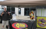 Q106 at Shaheen Chevrolet (8-21-14) 17