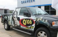 Q106 at Shaheen Chevrolet (8-21-14) 14