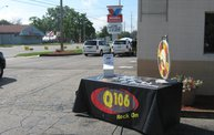 Q106 at Valvoline Instant Oil Change (8-20-14) 16