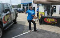 Q106 at Shaheen Chevrolet (8-21-14) 8