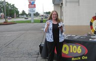 Q106 at Valvoline Instant Oil Change (8-20-14) 4