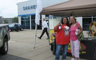 Q106 at Shaheen Chevrolet (8-21-14) 3