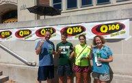 Q106 at MSUFCU - MSU Union (8-23-14) 4