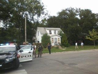 Police standoff in Fergus Falls  Gary Rogers  KFGO News