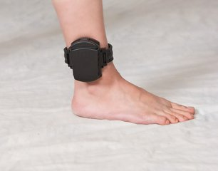 Example of GPS Ankle Monitor by Mighty GPS