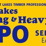 Great Lakes Logging and Heavy Equipment Expo 2014 logo