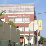 Kalamazoo Valley Museum. Image © Midwest Communications, Inc. 2014.