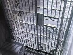 Jail cell. Image © Midwest Communications, Inc. 2014.