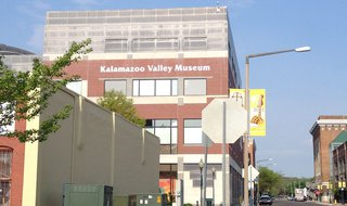 Kalamazoo Valley Museum. Image © Midwest Communications, Inc. 2014.