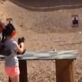 No criminal charges in fatal gun range shooting by 9-year-old girl. Photo Courtesy Rueters