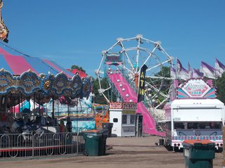 Central Wisconsin State Fair-Marshfield, WI  Photo: Terry Pezl/Midwest Communications