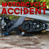Motorcycle Crash Graphic (Photo Copyright Midwest Communications, Inc.)