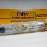 An Epipen is shown in this handout photo June 18, 2008. REUTER/SHNS/Lauren Carroll