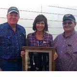 "Congresswoman Kristi Noem was named a ""Friend of the Prairie"" by the South Dakota Grassland Coalition.  Image: noem.house.gov/"