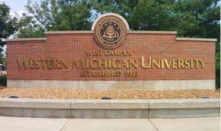 Western Michigan University. Image © Midwest Communications, Inc. 2014.