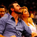 Alleged personal photos of Justin Verlander and Kate Upton leaked on Sunday.  This is not one of them.  (Photo Credit Reuters)