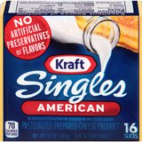 Kraft American Singles, Image courtesy FDA
