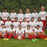 2014 Coldwater High School Varsity soccer team