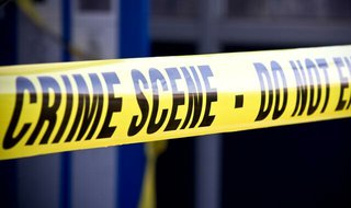 Crime Scene Graphic (Photo Copyright Midwest Communications Inc.)