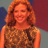 Debbie Wasserman-Schultz Photo: Larry Lee Copywrite 2014 Midwest Communications