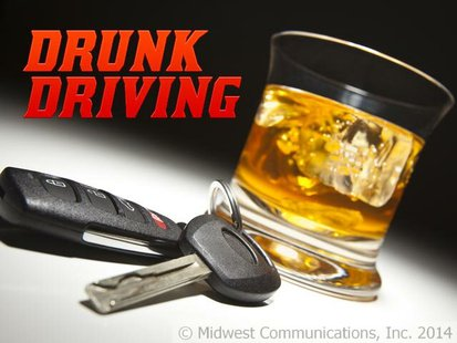 Drunk Driving Graphic (Photo Copyright Midwest Communications, Inc.)