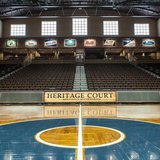 Center Court at the Pentagon. Image Courtesy: Sanford Pentagon.