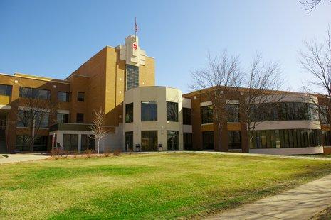 University of South Dakota School of Medicine.  Image: With permission of USD.edu