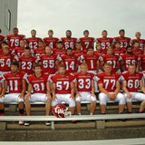 2014 Coldwater High School varsity football team