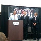 Sioux Falls Storm news conference`