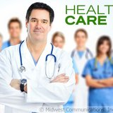 Health Care Graphic (Photo Copyright Midwest Communications, Inc.)