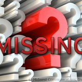Missing Person Graphic (Photo Copyright Midwest Communications, Inc.)